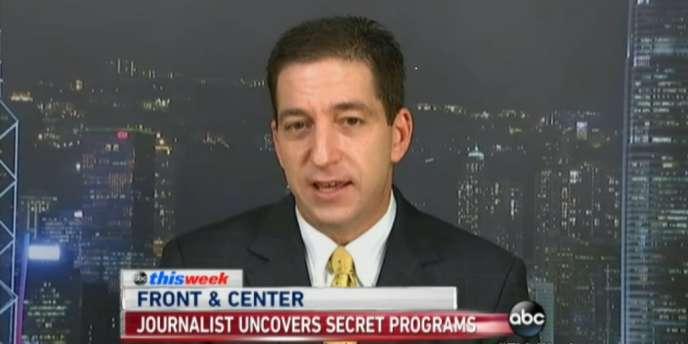 Glenn Greenwald, le blogueur-journaliste à l'origine des révélations du