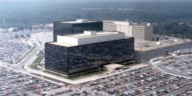 Le siège de la NSA, à Fort Meade, dans le Maryland.