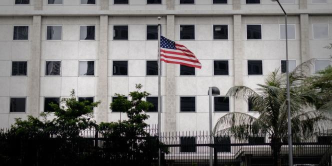 Pékin aura à se prononcer si Washington demande l'extradition du consulat américain de Hongkong.