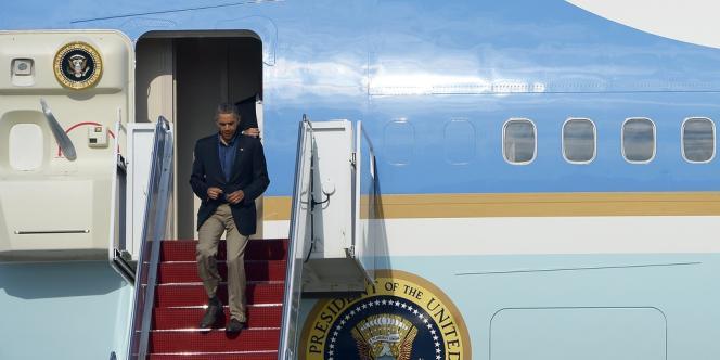 Barack Obama, le 9 juin dans le Maryland.