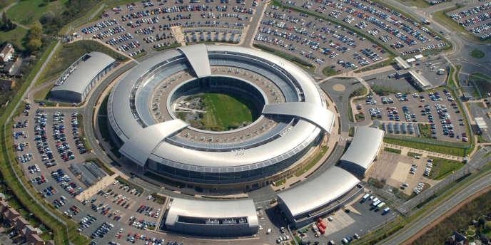 Le siège des services de renseignements électroniques britanniques (GCHQ) à Cheltenham (sud-ouest de l'Angleterre).