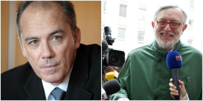 Stéphane Richard et Jean-François Rocchi sont entendus par les juges du pôle financier depuis lundi matin.