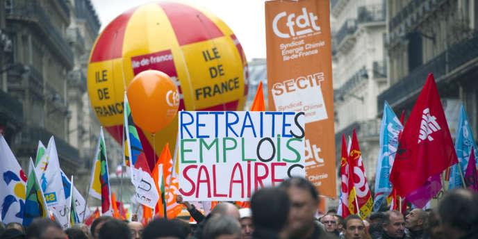 La CFDT est favorable à un rapprochement des différents régimes de retraite si la spécificité des carrières et des structures de rémunération est prise en compte, a déclaré son secrétaire général Laurent Berger.