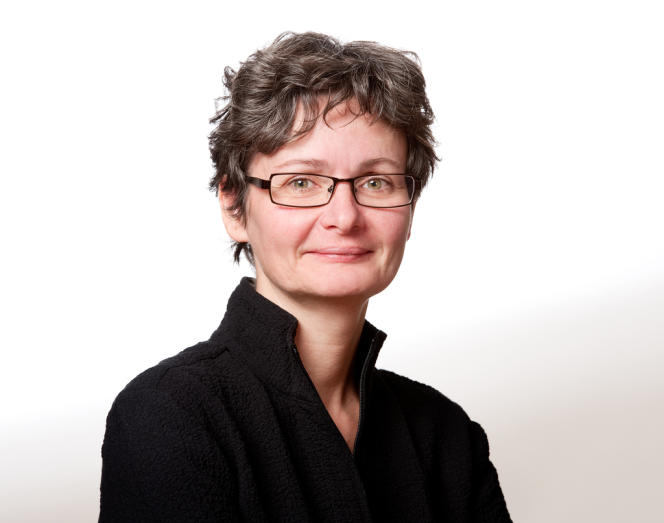 Johanne Charbonneau, professeur à l'Institut national de la recherche scientifique, au Canada.
