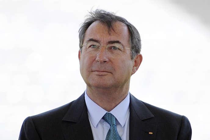 Martin Bouygues en juin 2011.