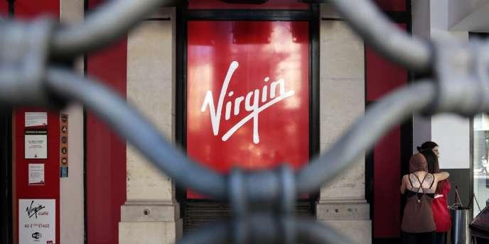 VirginMega, le filiale de vente sur internet de l'enseigne, a trouvé un repreneur jeudi 18 juillet.