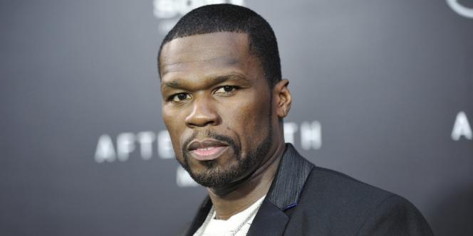Le rappeur 50 Cent à New York, le 29 mai 2013.