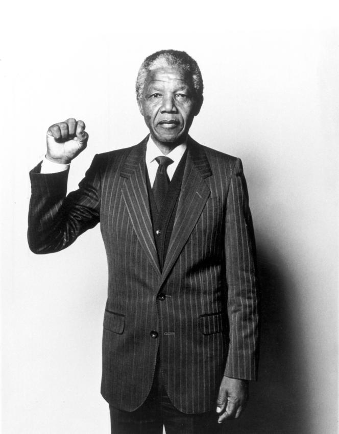 Nelson Mandela est mort jeudi à 95 ans.