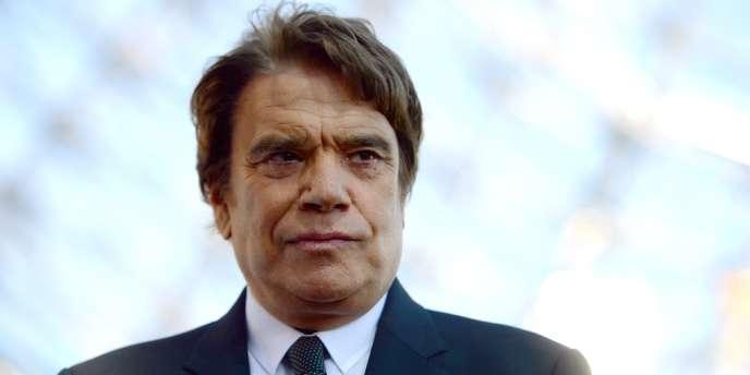 Bernard Tapie, le 26 mai 2013.