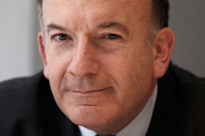 Pierre Gattaz, le président du Medef, en juin.