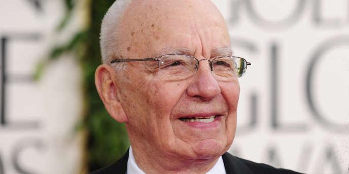 Rupert Murdoch en 2011.