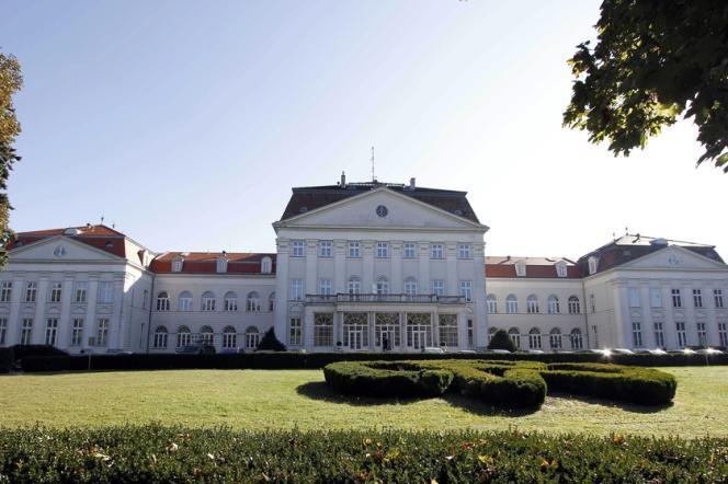 Le Wilhelminenberg, à Vienne, une institution qui accueillait les cas