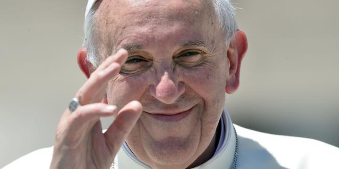 Le pape François, le 12 juin au Vatican.