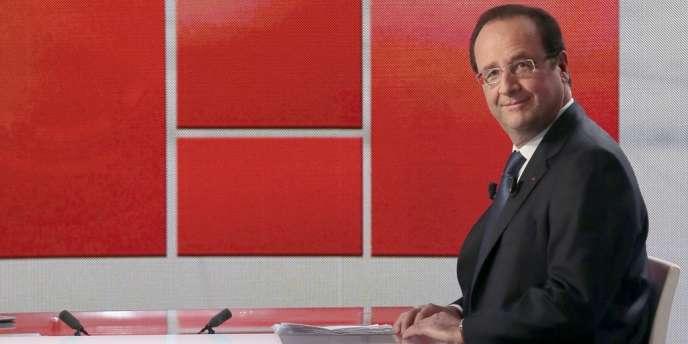 François Hollande était l'invité de Capital sur M6, dimanche 16 juin.
