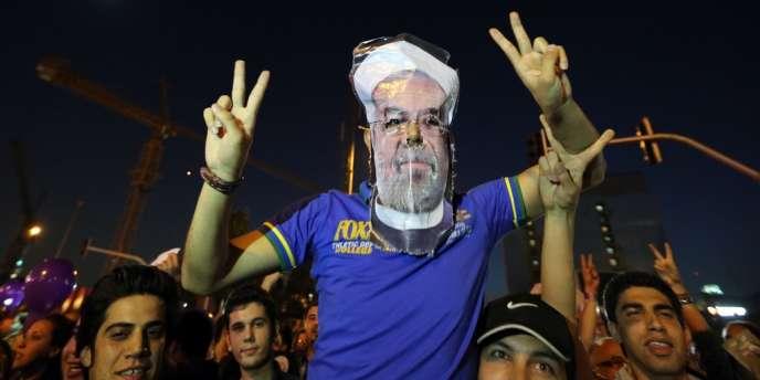 Le nouveau président iranien est attendu par la communauté internationale sur les dossiers du nucléaire et de la Syrie.