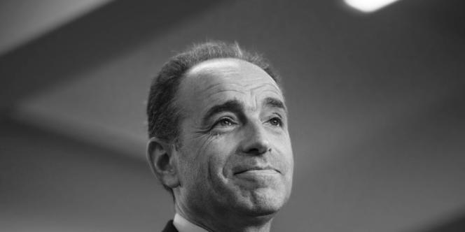 Le président de l'UMP, Jean-François Copé, à Paris, le 15 mai 2013.
