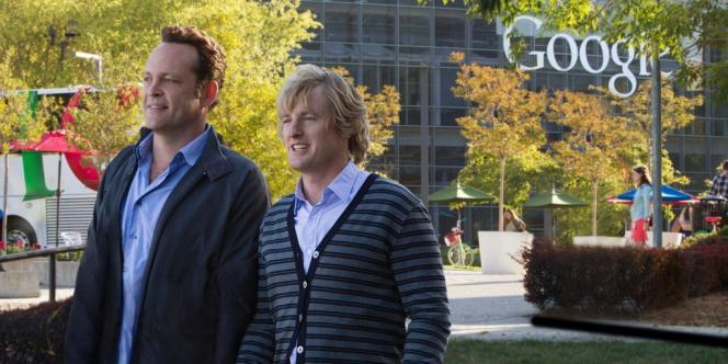 Vince Vaughn et Owen Wilson dans le film américain de Shawn Levy,