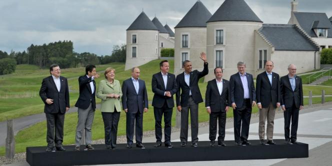Le sommet des chefs d'Etat des grandes puissances se tient en Irlande du Nord, les 17 et 18 juin.