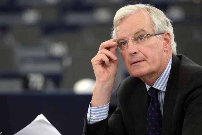 L'objectif de M. Barnier est d'éviter une réplique de la crise de 2008 commencée avec les crédits immobiliers américains à risques, qui ont mis à genoux l'économie mondiale, et durablement affaibli l'Europe.