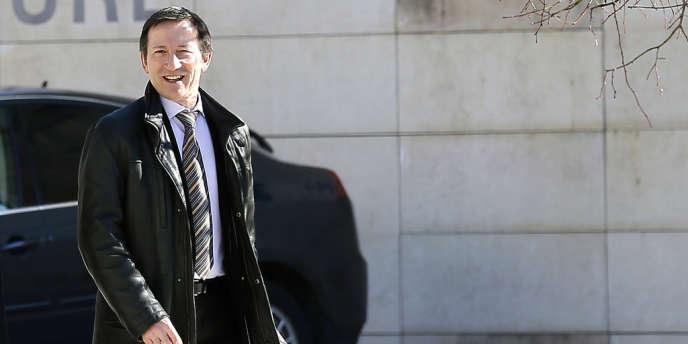 Le juge Jean-Michel Gentil ici le 19 février 2013, à Bordeaux.