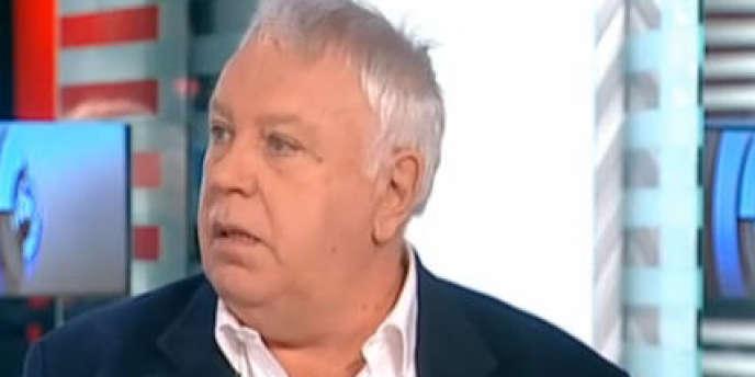 Avant son coup de gueule sur le plateau de Michel Field, sur LCI, le 2 avril, Gérard Filoche, l'ancien trotskiste, membre du bureau national du Parti socialiste, était médiatiquement inconnu.