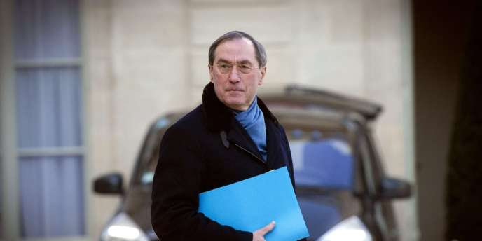 L'ancien ministre de l'intérieur Claude Guéant.