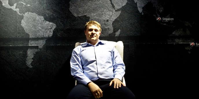 Victor Kislyi, PDG de Wargaming.
