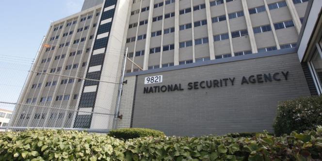 Le siège de l'Agence de sécurité nationale américaine, le 19 septembre 2007.
