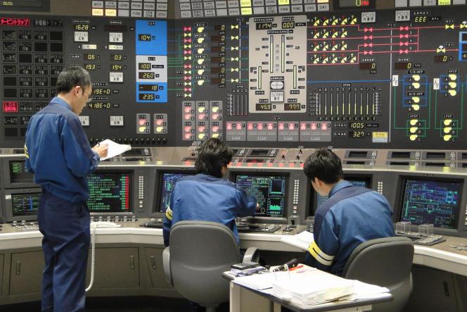 Site nucléaire de Kashiwazaki-Kariwa, dans le nord du Japon.