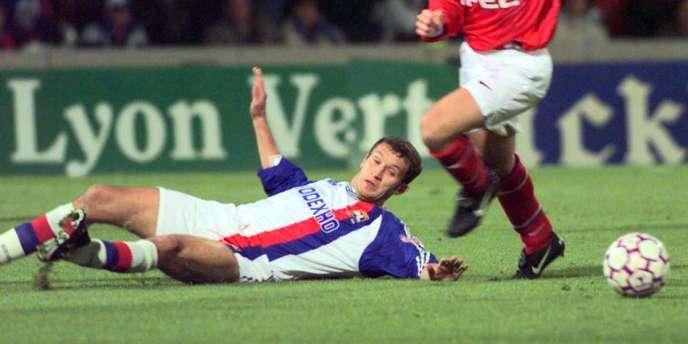Ghislain Anselmini, le 31 octobre 1997.