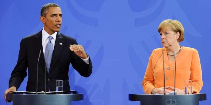 Le programme Prism n'est destiné qu'à luter contre l'antiterrorisme, selon Obama.