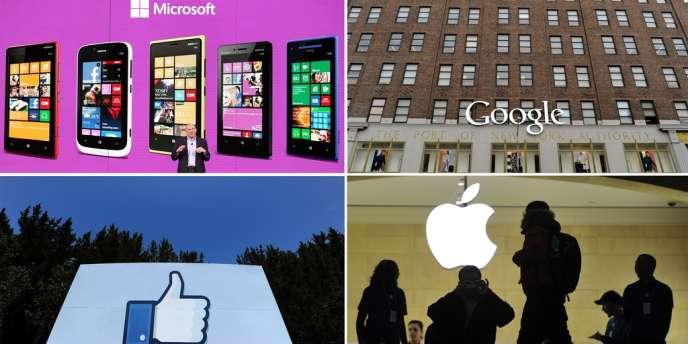 Les géants du Web collectent, classent et trient des données personnelles sans que les utilisateurs s'en émeuvent.