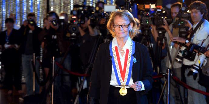 La maire de Montpellier, Hélène Mandroux, a fait savoir qu'elle ne se présenterait pas aux élections municipales 2014.