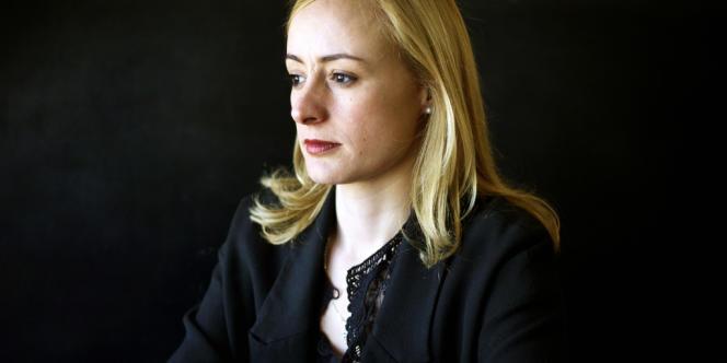 Carlotta Lopez, 32 ans a quitté sa Galice natale pour Tanger.
