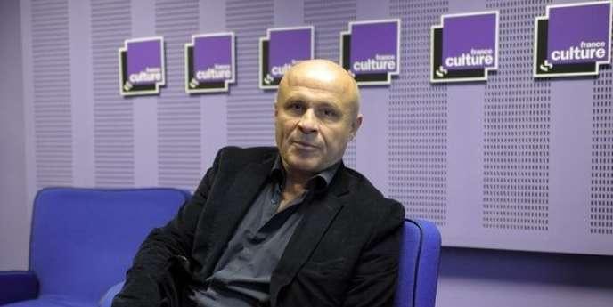 Olivier Poivre d'Arvor, directeur de France Culture.