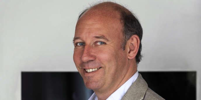 Olivier Morel-Maroger directeur de France Musique.