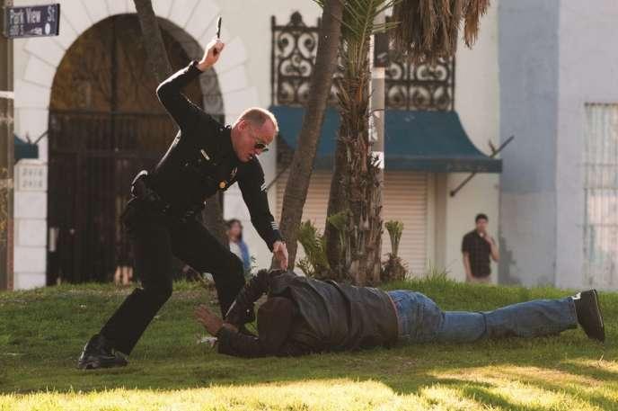 Woody Harrelson dans le film américain d'Oren Moverman,