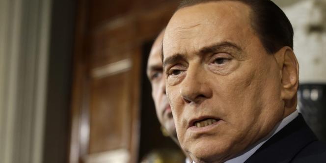 La condamnation de Silvio Berlusconi pourrait fragiliser le gouvernement d'union formé à la fin du mois d'avril par Enrico Letta, après les législatives partagées de février 2013.