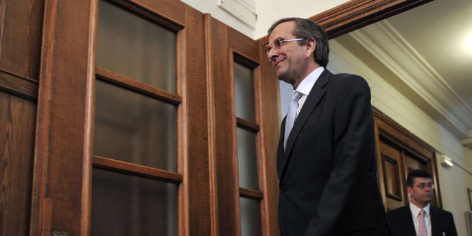 Les relations entre le premier ministre grec, Antonis Samaras, et ses créanciers internationaux s'annoncent tendues d'ici au prochain Eurogroupe, lundi 8 juillet à Bruxelles.