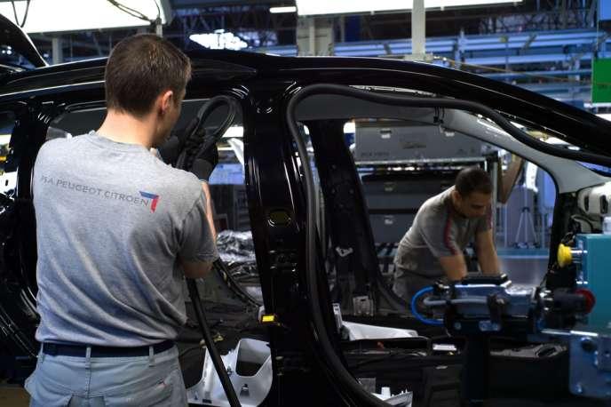 PSA Peugeot Citroën a affiché une croissance de 3,7 % de ses immatriculations en février (+3,1 % depuis deux mois).