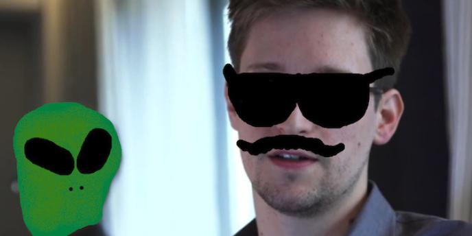 Edward Snowden vu par un journaliste américain de