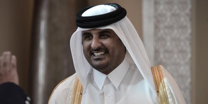Le nouvel émir du Qatar, Tamim Ben Hamad Al-Thani.
