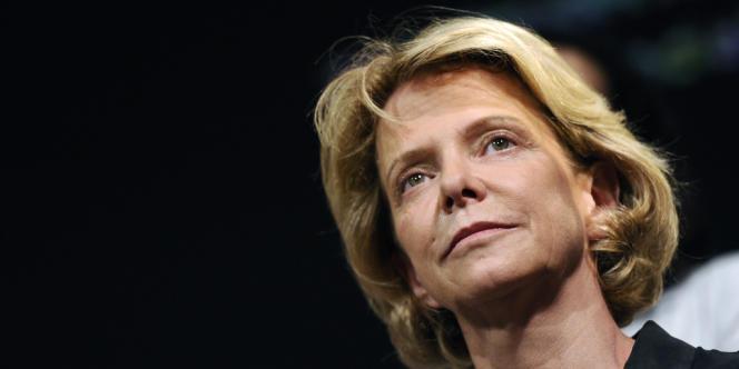 Frédérique Bredin à Paris, le 27 juin 2011.