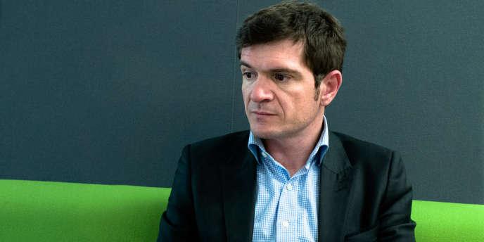 Benoît Apparu, lors d'un tchat au Monde.fr, le 26 juin 2013.