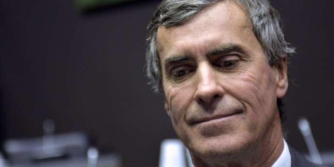 L'ancien ministre du budget, Jérôme Cahuzac, en juin 2013 à Paris.
