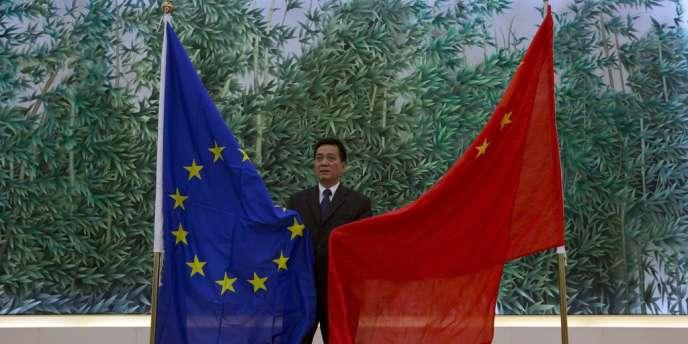 La Chine augmente ses droits de douane sur un produit venant de l'Union européenne, mais en préserve l'Allemagne.