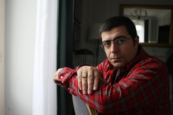 Le cinéaste iranien Majid Barzegar.