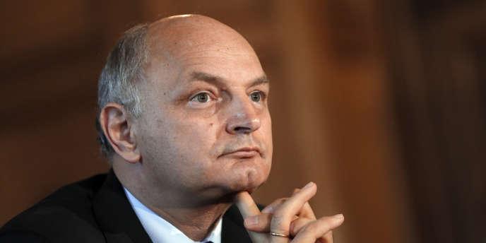 Le premier président de la Cour de comptes, Didier Migaud.