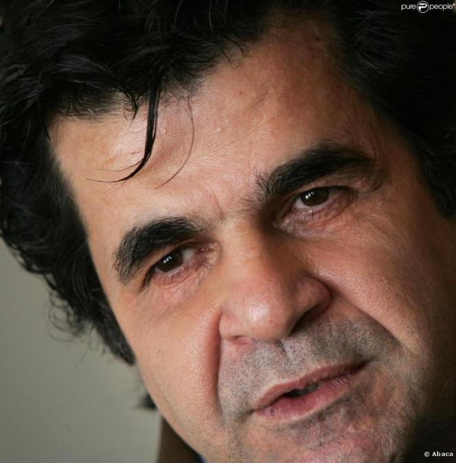 Le cinéaste iranien Jafar Panahi.