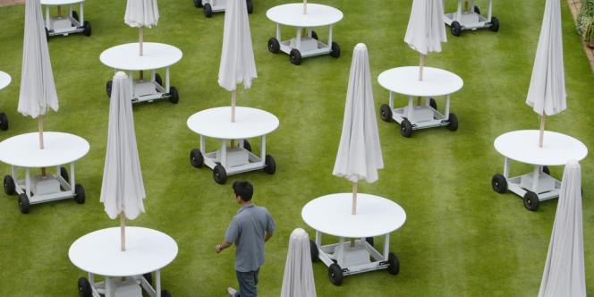 Le tournoi, qui attire 400 000 spectateurs en deux semaines, a mis Wimbledon sur le devant de la scène mondiale.